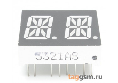 5321AS (Красный) Цифро-буквенный индикатор 0,54