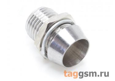 MLH-5 Держатель светодиода 5мм металл (Серебро)