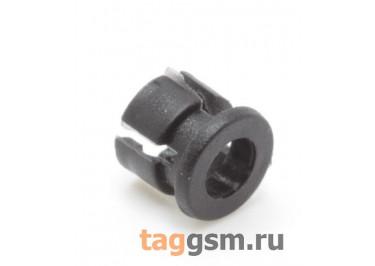PLH-3K-3 Держатель светодиода 3мм пластик (Чёрный)
