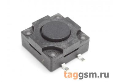 WS-012A-6.0 Кнопка тактовая влагозащищенная SMD 12х12мм h=6мм 4 конт. SPST-NO