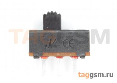 SS-12G91G5 Переключатель движковый на плату ON-ON SPDT 30В 0,3А