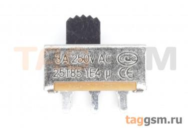 SS-22G04G5 Переключатель движковый на плату ON-ON DPDT 250В 1,5А
