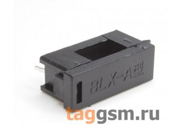 BLX-A Держатель предохранителя 5х20мм на плату 250В 10А