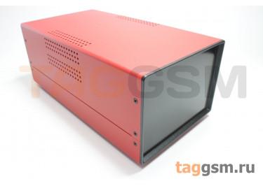 BDA 40005-A5(W275) Корпус стальной настольный красный 150x110x275мм