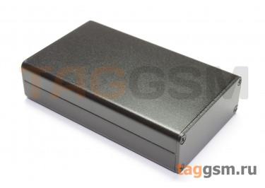 AK-C-C7 Корпус алюминиевый настольный черный 20x50x80мм (0,04кг)