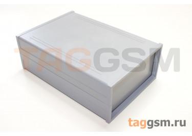 AK-D-25 Корпус пластиковый настольный серый 118x78x40мм (0,087кг)