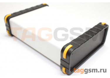 BAD 11002-C1(W140) Корпус алюминиевый настольный белый 96x33x140мм