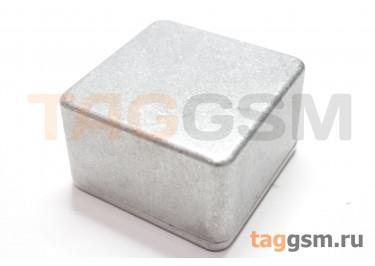 1590LB Корпус алюминиевый настольный серебристый 50.5x50.5x31мм (0,066кг)
