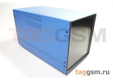 BDA 40006-A6(W275) Корпус стальной настольный синий 150x160x275мм