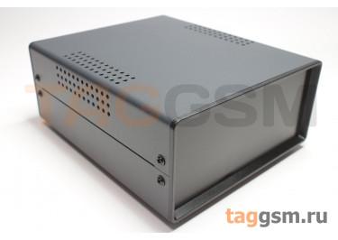 BDA 40004-A2(W170) Корпус стальной настольный чёрный 150x70x170мм