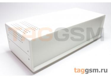 BDA 40009-A1(W115) Корпус стальной настольный белый 280x80x115мм