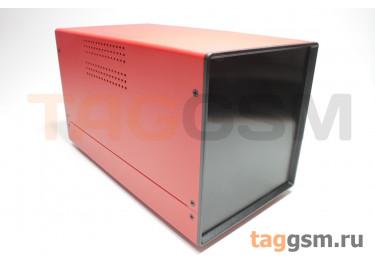 BDA 40006-A5(W275) Корпус стальной настольный красный 150x160x275мм