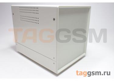 BDA 40006-A1(W195) Корпус стальной настольный белый 150x160x195мм