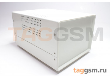 BDA 40005-A1(W195) Корпус стальной настольный белый 150x110x195мм