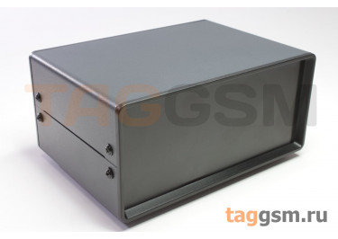 BDA 40004-A2(W100) Корпус стальной настольный чёрный 150x70x100мм