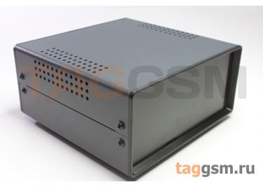 BDA 40004-A2(W140) Корпус стальной настольный чёрный 150x70x140мм