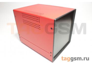 BDA 40006-A5(W195) Корпус стальной настольный красный 150x160x195мм