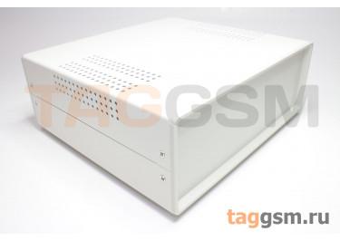 BDA 40007-A1(W195) Корпус стальной настольный белый 220x80x195мм