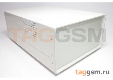 BDA 40008-A1(W325) Корпус стальной настольный белый 220x120x325мм
