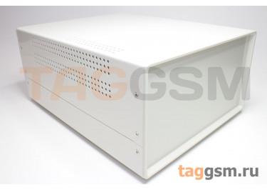 BDA 40008-A1(W275) Корпус стальной настольный белый 220x120x275мм