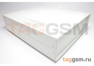 BDA 40009-A1(W325) Корпус стальной настольный белый 280x80x325мм