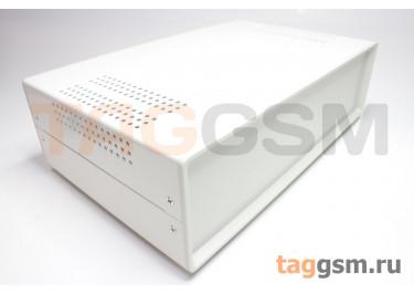 BDA 40009-A1(W170) Корпус стальной настольный белый 280x80x170мм