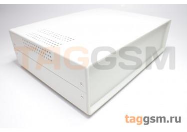 BDA 40009-A1(W210) Корпус стальной настольный белый 280x80x210мм
