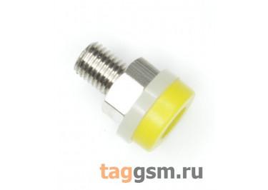 CZ-2091 / Y Гнездо на панель желтое 2мм 30В 24А
