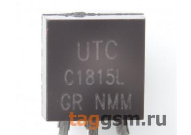 2SC1815GR (TO-92) Биполярный транзистор NPN 50В 0,15А