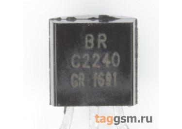 2SC2240 (TO-92) Биполярный транзистор NPN 120В 0,1А