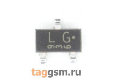 2SC2712-GR (SOT-23) Биполярный транзистор NPN 40В 0,15А