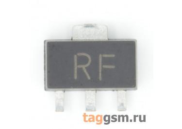 2SC3357-RF (SOT-89) Биполярный транзистор NPN 12В 0,1А 6,5ГГц