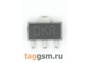2SC4672 (SOT-89) Биполярный транзистор NPN 50В 3А