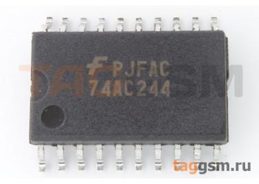 74AC244SCX (SO-20W) Буфер с тремя состояниями