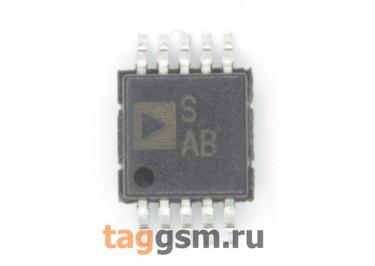 ADG736BRMZ (MSOP-8) Аналоговый 2-х канальный переключатель SPDT