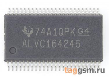 SN74ALVC164245DLR (TSSOP-48) Преобразователь логического уровня 16-бит