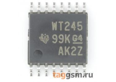 SN74AVC4T245PWR (TSSOP-16) Преобразователь логического уровня 4-бита