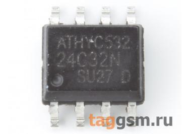 24C32 (SO-8) Энергонезависимая память EEPROM 32 Кбит