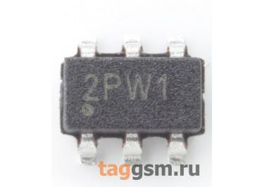 93LC56BT-I / OT (SOT-23-6) Энергонезависимая память EEPROM 2 Кбит