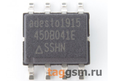 AT45DB041E-SSHN-T (SO-8) Флеш-память 4Мбит SPI