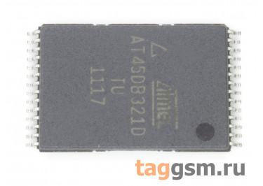 AT45DB321D-TU (TSSOP-28) Флеш-память 16Mbit SPI
