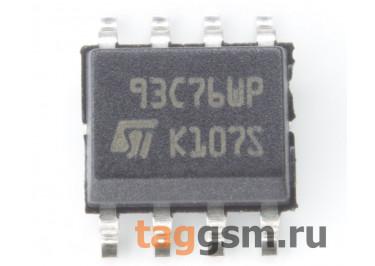 M93C76-WMN6TP (SO-8) EEPROM, 8Kbit, Microwire