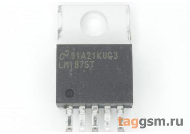 LM1875T / NOPB (TO-220AB-5) УНЧ 20Вт