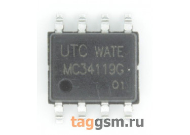 MC34119G-S08 (SO-8) УНЧ 250мВт