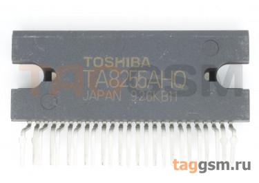 TA8255AH (HZIP-25 ) УНЧ 4х22Вт
