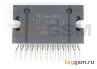 TA8264AH (HZIP-25) УНЧ 4х41Вт