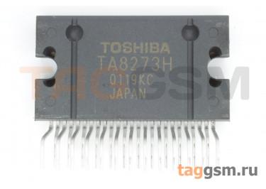 TA8273H (ZIP-25) УНЧ 2х47Вт