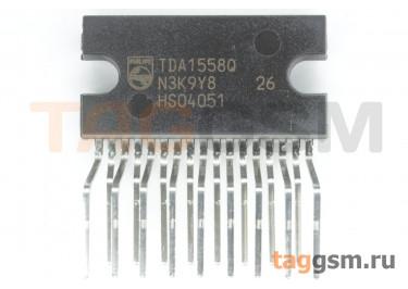 TDA1558Q (DBS-17P) УНЧ 4x11 / 2x22Вт