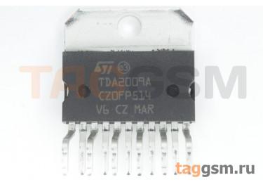 TDA2009A (Multiwatt-11) УНЧ 2х10Вт
