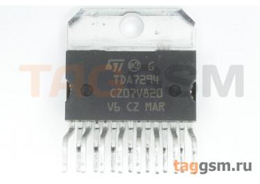 TDA7294V (Multiwatt-15) УНЧ 100Вт